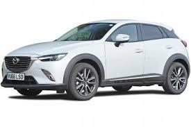 mazda car ratings mazda cx 3 suv review 2017 carbuyer