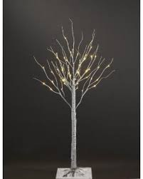 tis the season for savings on led 3 ft white artificial birch