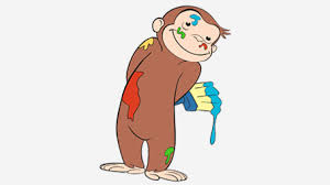 15 u0027curious george u0027 coloring pages