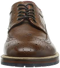 base london brown leather shoes base london trinity mens leather