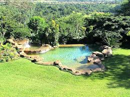 Landscaping Around Pool Pool Landscaping Rockhampton Landscaping Around Pool With Rocks