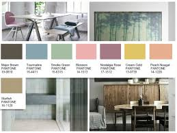 color palette for home interiors home interior color trends for 2016