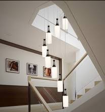 popular pendant staircase light buy cheap pendant staircase light
