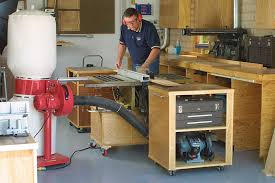 Under Table Cabinet Bench Under Bench Tool Storage Saw Table Work Bench Created