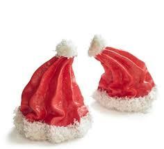 santa hats santa hat meringues