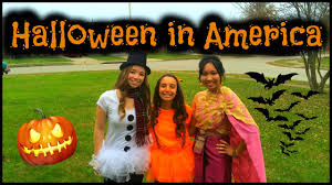 Usa Halloween Vlog 3 Halloween In The Usa 2015 Youtube
