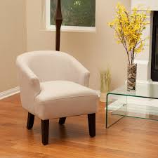 Fabric Accent Chair Set Of 2 Modern Design Beige Putty Linen Fabric Accent Chairs Ebay