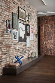 brick accent wall accent walls decorative wall panels to update