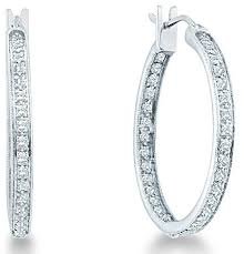 black friday earring amazon deals black friday diamond hoop earrings deals 2011 cyber monday diamond