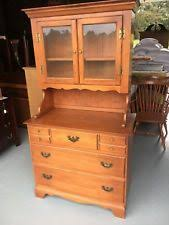 Heywood Wakefield China Cabinet Antique Cabinets U0026 Cupboards 1950 Now Ebay
