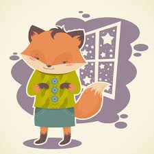 tutorial for illustrator how to create a flat subtle textured fox in adobe illustrator