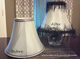 Diy Lamp Shade Diy Lampshade Idea And Tutorial By Decor8yourlife Youtube