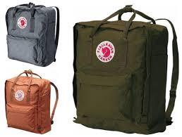 rucksack design the fjã llrã ven kanken rucksack a swedish eco design classic