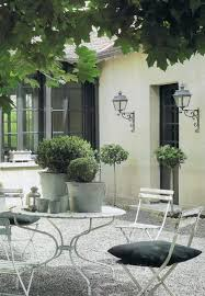 Pinterest Outdoor Rooms - best 25 french courtyard ideas on pinterest italian garden