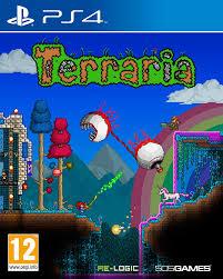 Terraria How To Make A Bed Amazon Com Terraria Playstation 4 Games