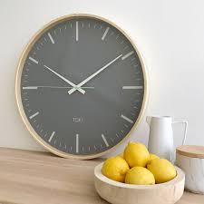 themed clock buy london clock company skog silent wall clock 30cm free gift