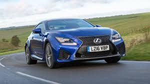 lexus rcf blue 2017 lexus rc f review top gear