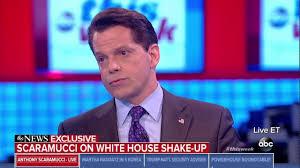 Seeking News News Update Scaramucci White House Plotters Seeking Exit 13