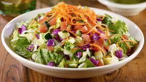 Garden Vegetable Salad by Garden Salad Stonefire Grill