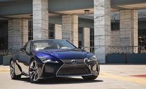 lexus lc500 reveal lexus lc500 2018 review about autoworld