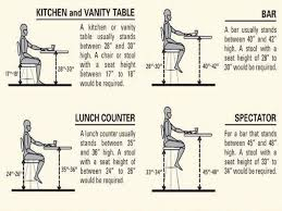 what is the height of bar stools bath vanity bench correct bar stool height standard bar height bar