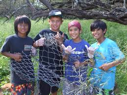 4th grade cleanup 74 the molokai news