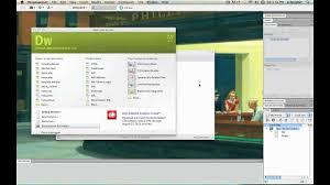 tutorial website dreamweaver cs5 creating a html5 website with template using dreamweaver cs5