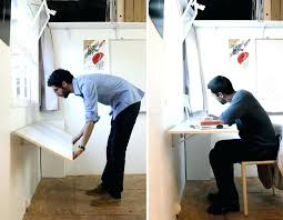 table attached to wall study table attached to wall fold down wall desk endearing folding