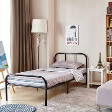 metal single bed frame u2014 derektime design creative ideas for