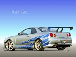 nissan skyline drawing outline arjunm0102 deviantart