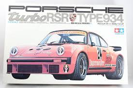 tamiya porsche 934 tamiya 1 12 porsche turbo rsr type 934 model kit item no 12020
