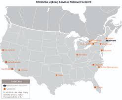 Encompass Lighting Group About Sylvania Lighting Solutions
