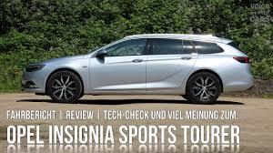 opel insignia 2017 white 2017 opel insignia sports tourer fahrbericht meinung kritik