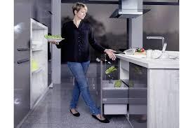 poubelle automatique cuisine ouverture automatique pour poubelle tiroir accessoires de cuisine