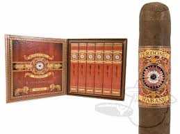 cigar gift set perdomo habano bourbon barrel aged sun grown epicure gift set 6 x