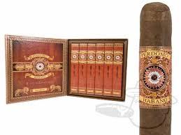 cigar gift set perdomo habano bourbon barrel aged sun grown epicure gift set 6 x