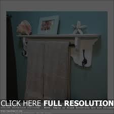 unique towel holders home design ideas