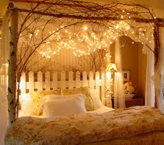 Fairy Lights For Bedroom by How To Create A Romantic Bedroom Romantic Fur And Bedrooms