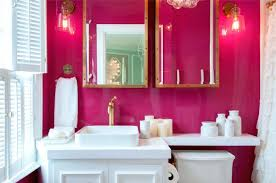 pink brown bathroom decorating ideas how to decorate a as accent