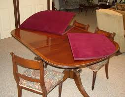 Dining Table Protector by On The Level Shopping For An Antique Dining Table