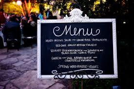 Buffet Menu For Wedding by Menu With A Buffet Weddingbee