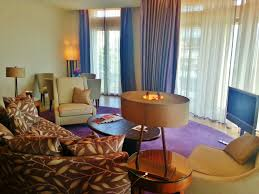 living room corner suite at le gray luxury hotel beirut lebanon