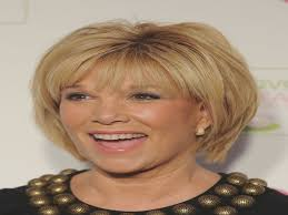short hairstyle for older women with fine hair hairstyle picture