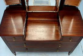 Vanity Table Sale Antique Dressing Table Vanity English Victorian Mahogany For Sale