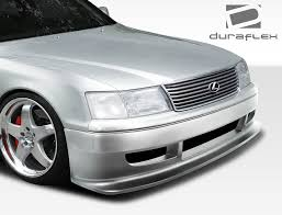 toyota celsior body kit duraflex ls400 vip body kit 4 pc for ls series lexus 95 97 ed