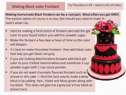 black fondant have you ever made black fondant sugar paste it u0027s