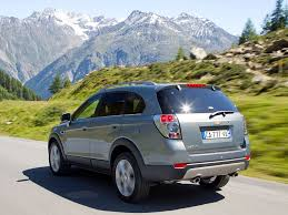 chevrolet captiva 2011 captiva 1st generation facelift captiva chevrolet database