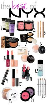 Makeup Basics 10 Must Makeup by The 15 Best Products From Nyx Cosmetics Nyx Cosmetics Makeup