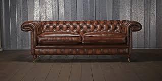 Antique Leather Sofa Antique Chesterfield Sofas Fjellkjeden Net