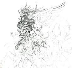 image neo exdeath ffv nomura art jpg final fantasy wiki